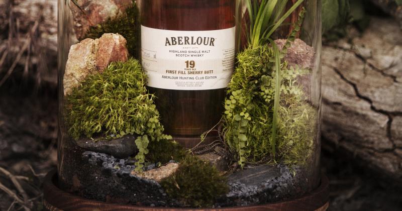 Khi nghệ thuật terrarium kết hợp với rượu Aberlour