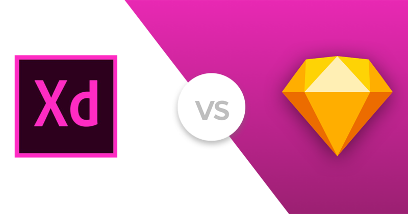 Sketch vs Adobe XD: phần mềm nào sử dụng tốt hơn?