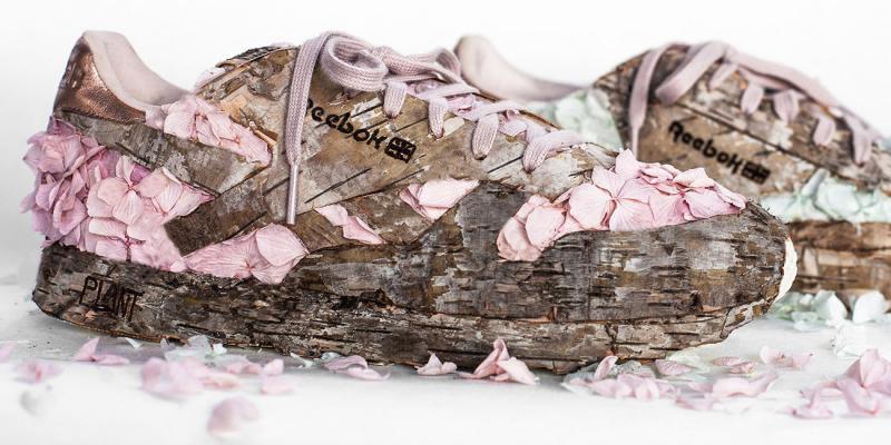 Nghệ thuật biến giày sneaker thành tuyệt tác thiên nhiên