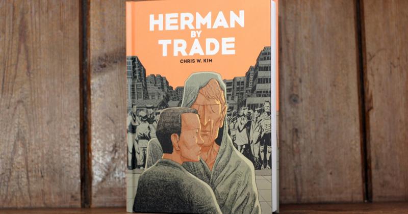 Chris W. Kim và cuốn tiểu thuyết đồ họa đầu tay đáng kinh ngạc
