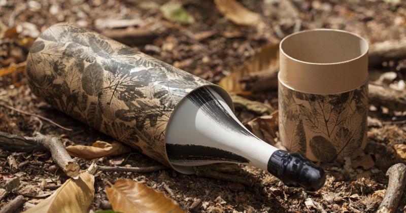 BrandOpus cùng mẫu thiết kế xuất sắc cho những chai rượu Badger