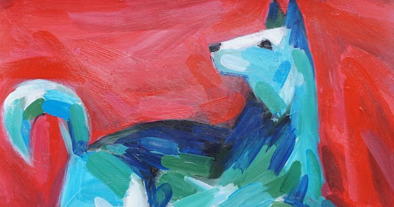 18 tác phẩm độc đáo lấy cảm hứng từ linh vật năm Mậu Tuất 2018