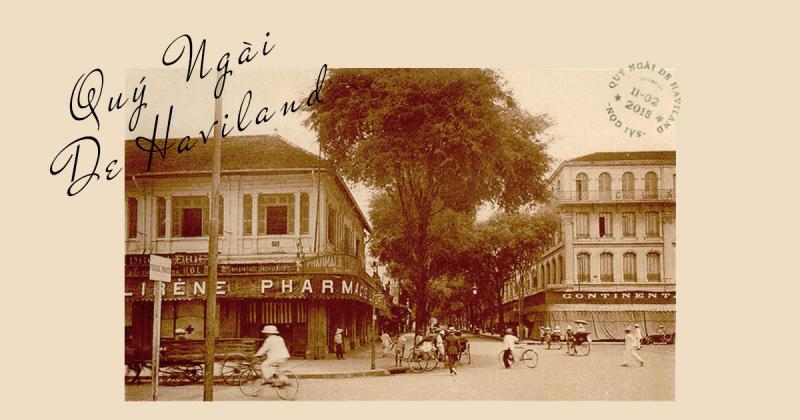 Tặng font Việt hóa: QUÝ NGÀI HAVILAND