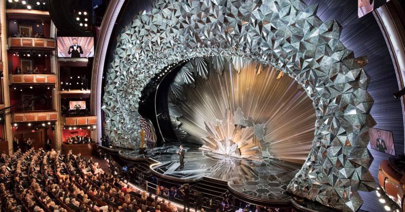 Biến hoá vô vàn với sân khấu tráng lệ của Oscars lần thứ 90