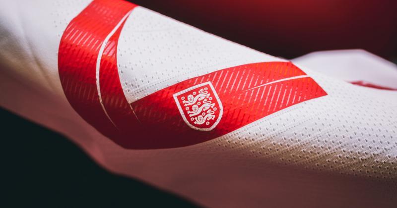 Bộ chữ thiết kế kiểu Anh dành cho đội tuyển World Cup