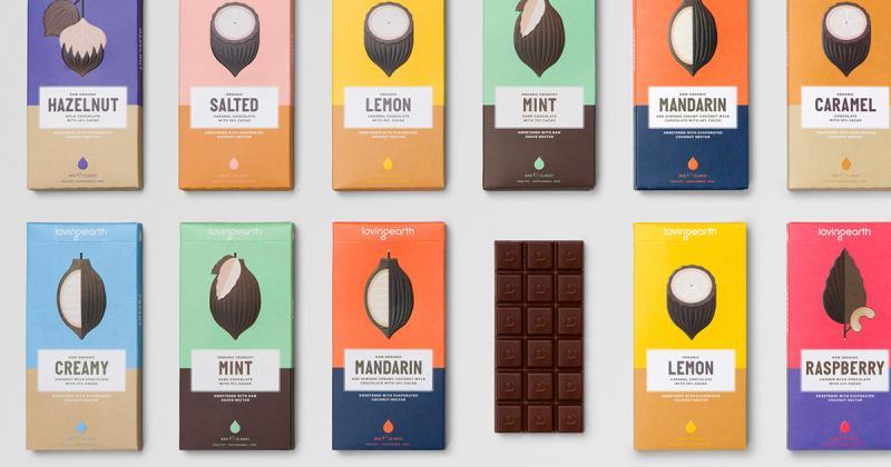 7 mẹo giúp thiết kế bao bì thực phẩm trở nên 'ngon lành' hơn