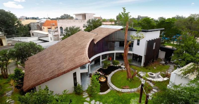 Country House Biên Hoà - không gian đô thị hiện đại kết hợp nét cổ truyền