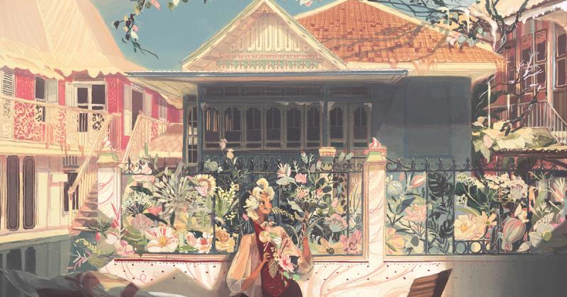 Antonio Reinhard và những khung cảnh lung linh ánh sáng
