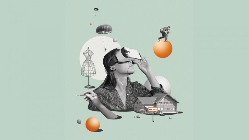 Tương lai gần của Thực tế ảo trong ngành thiết kế đồ họa