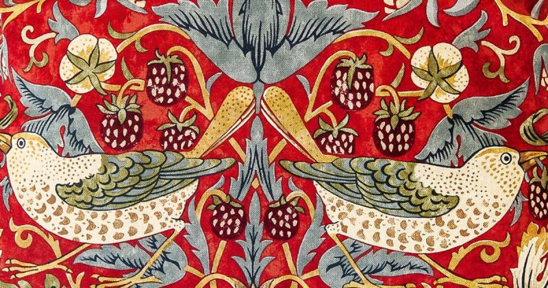 William Morris: Linh hồn của nghệ thuật và thủ công (phần 1)