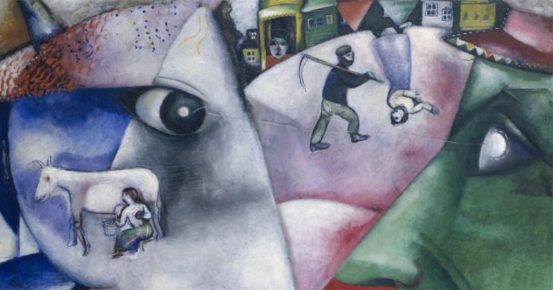 Marc Chagall - nhà tiên phong của chủ nghĩa hiện đại