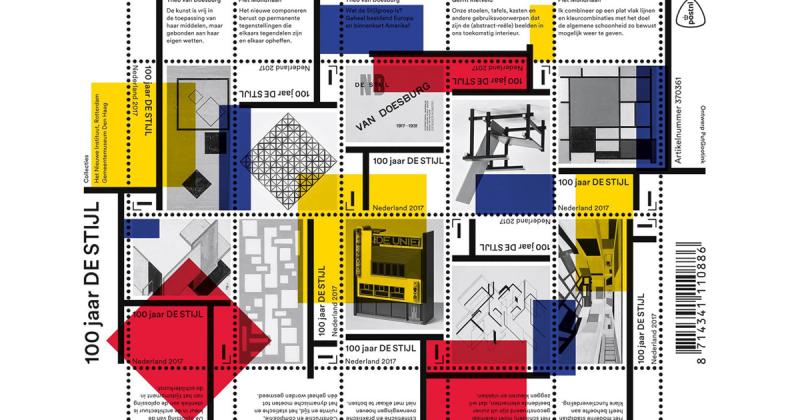100 năm trường phái De Stijl | Phần 2: Dấu ấn khó phai màu