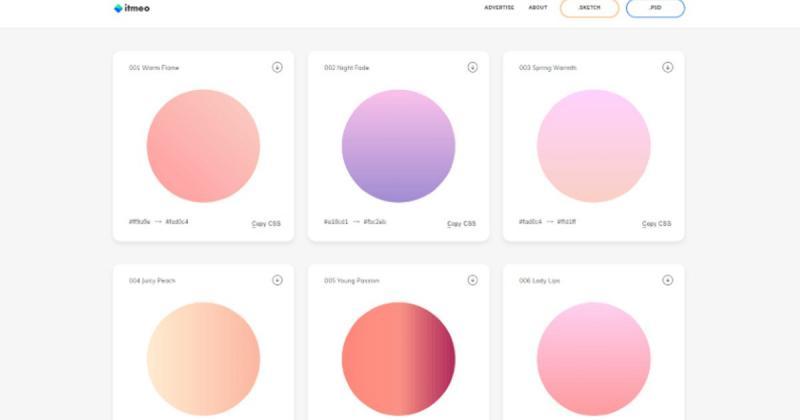 12 ứng dụng hỗ trợ màu sắc bạn cần biết