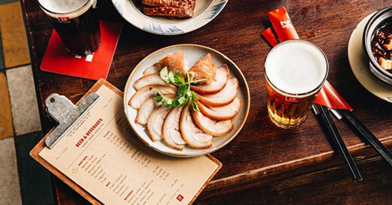2F   Beer Garden - thương hiệu bia truyền thống Việt Nam