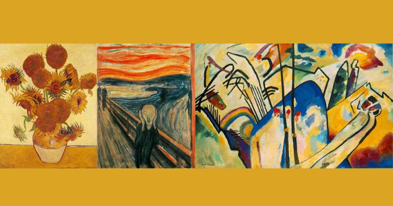 Góc nhìn toàn cảnh về trường phái Biểu hiện (Expressionism)