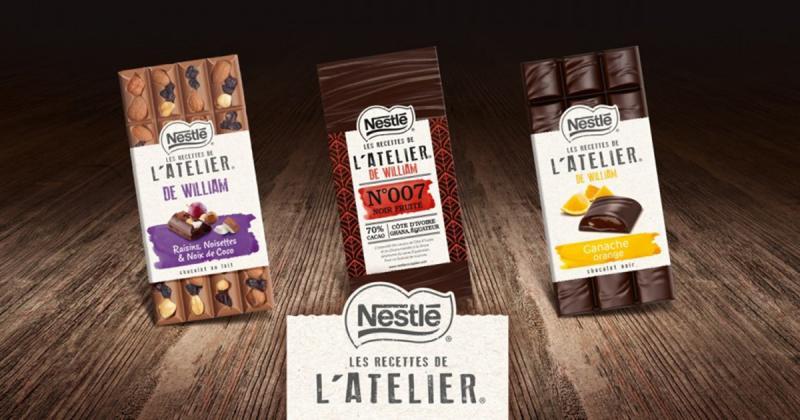 """Cùng tự tay """"chế biến"""" chocolate Nestlé cho chính mình"""