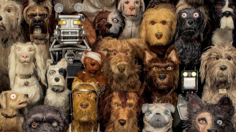 'Isle of Dogs': Bộ phim stop-motion đượm nét đẹp thủ công