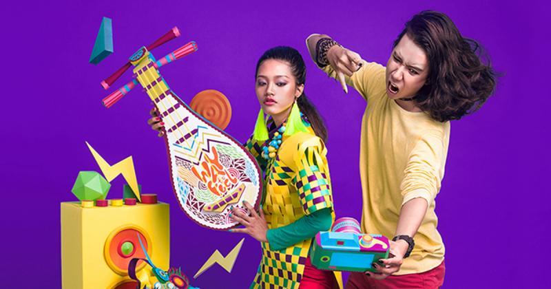 WAY channel - Truyền hình cho giới trẻ pha trộn văn hoá tuồng