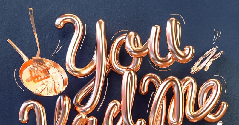 Ben Fearnley - Những con chữ là sáng tạo vô biên