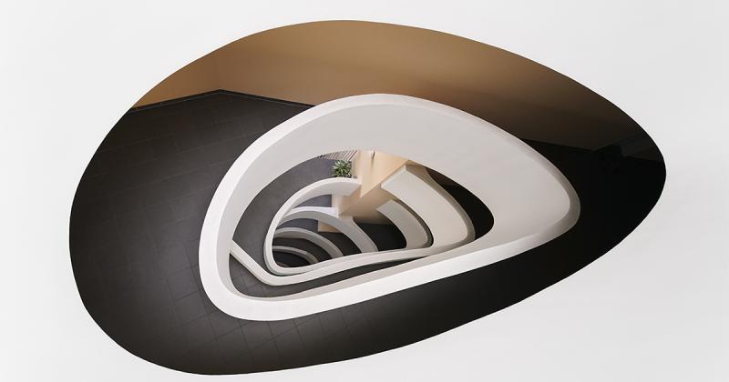 Bộ ảnh về cấu trúc hình học và đối xứng ở Vienna