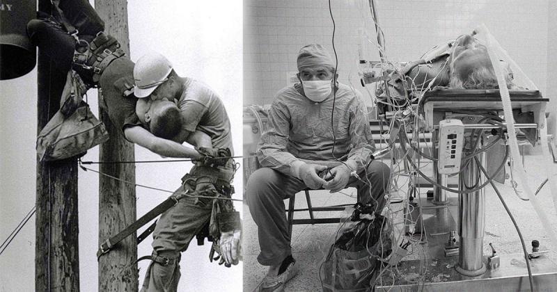 Những người hùng trong lịch sử nhiếp ảnh thế giới