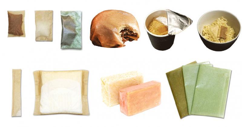 Indonesia và chiếc túi nhựa ăn được từ rong biển