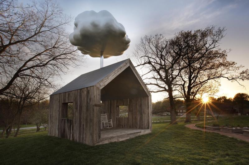 The Cloud House - Có căn nhà nằm nghe nắng mưa