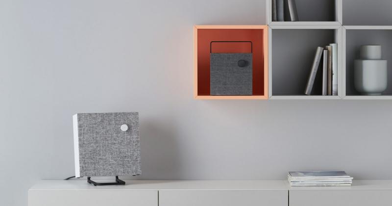 IKEA ra mắt dòng loa tối giản đầu tiên của thương hiệu