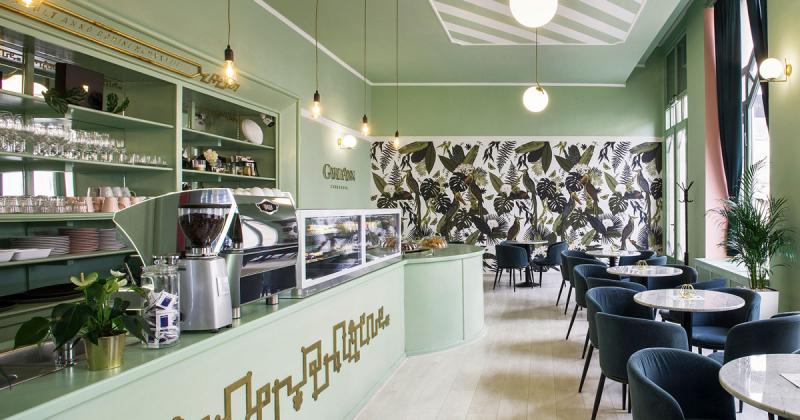 Gard' Ann - Vườn địa đàng cho thực khách đam mê đồ ngọt Pháp