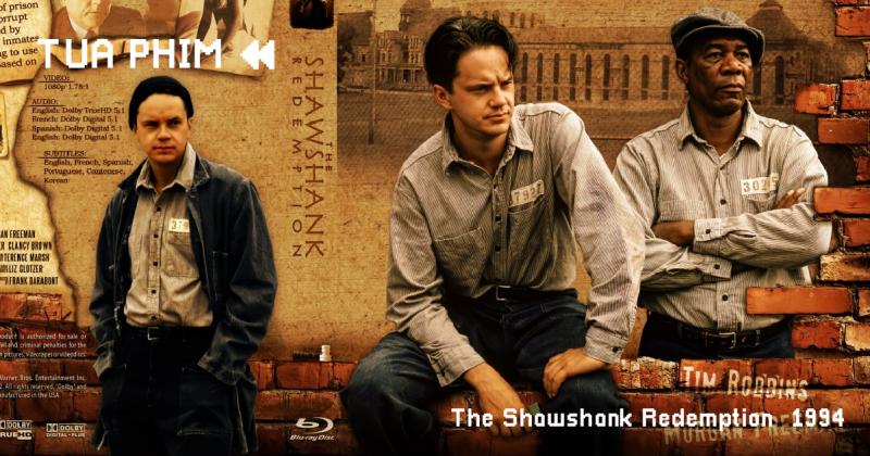 """Vì sao """"The Shawshank Redemption"""" (1994) vẫn là một thước phim kinh điển cho đến tận ngày nay?"""