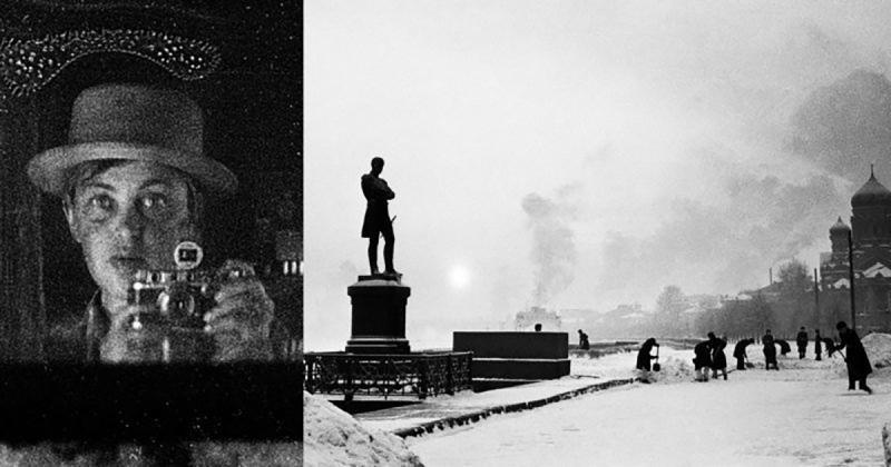 """""""Vivian Maier của nước Nga"""" và 30,000 tấm ảnh"""