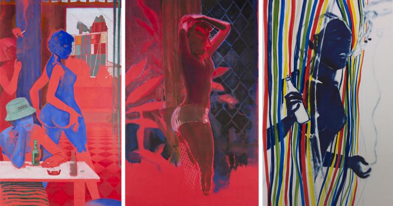 Khi nghệ thuật truyền thống 'ẩn mình' trong các tác phẩm khỏa thân