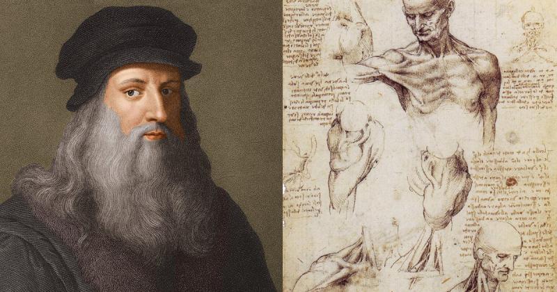 Leonardo da Vinci: Vạn vật sẽ phong phú hơn nếu ta không áp đặt góc nhìn