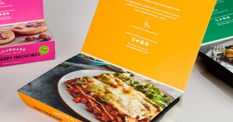Gourmade - Bữa ăn tiện lợi dành cho người bận rộn