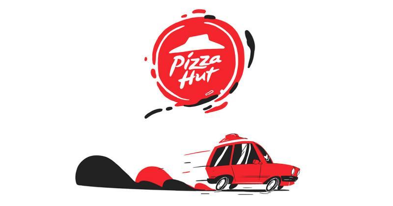 Pizza Hut giao bánh nóng hổi đến tận nhà với công nghệ tân tiến