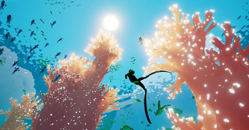 ABZÛ Game - Hành trình thấu cảm vào lòng đại dương bao la