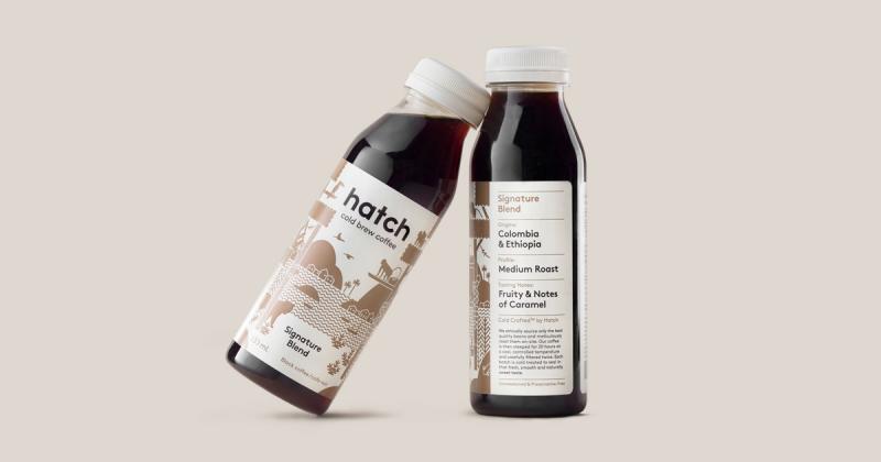 Thưởng thức cà phê pha lạnh cùng Hatch Cold Brew
