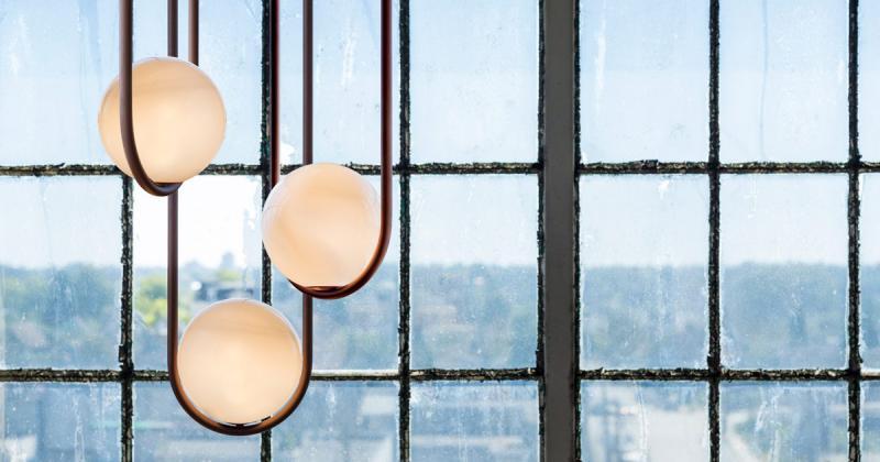 Mila - Chiếc đèn trần mang nét đẹp tối giản