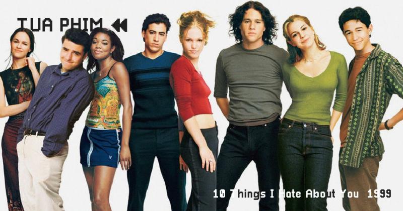 """""""10 Things I Hate About You"""", chế độ nữ quyền những năm 1990 và Shakespear"""
