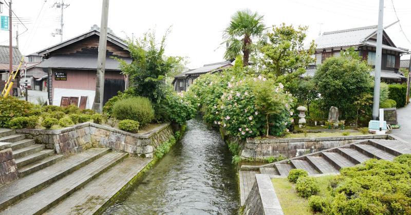 Nhật Bản: Khám phá cách ngôi làng Harie thải ra kênh rạch nguồn nước trong vắt