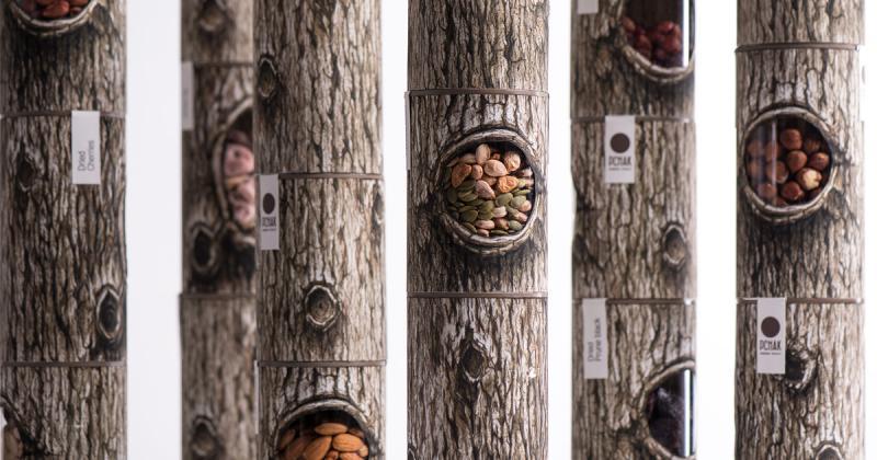 Pchak - Snack dinh dưỡng bên trong những hốc cây