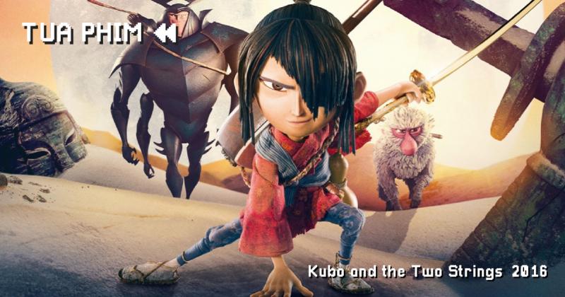"""""""Kubo and The Two Strings"""": Khi công nghệ thời đại giúp stop-motion tồn tại"""