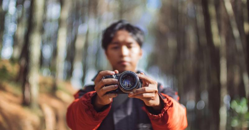 Hãy tìm ra phong cách chụp ảnh của riêng mình, đừng chạy theo xu hướng mạng xã hội!