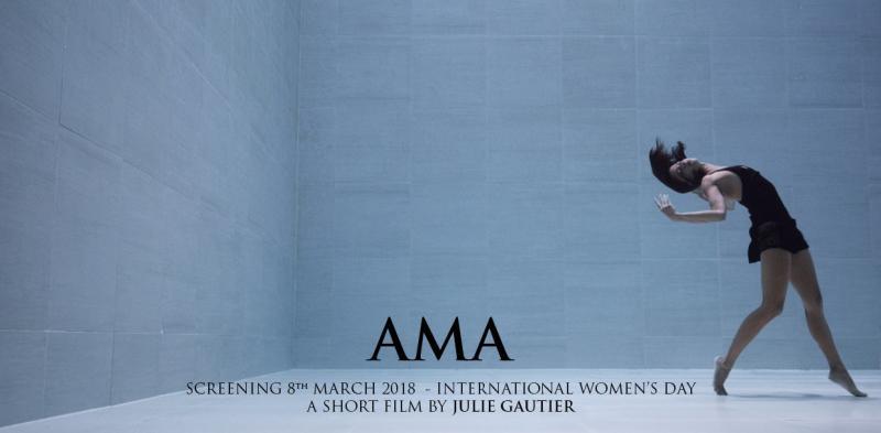 Trò chuyện cùng Julie Gautier: Nghệ sỹ lặn tự do và đạo diễn của short film AMA đầy kinh ngạc