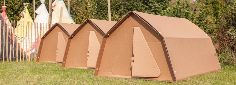 Giải pháp lều trại không thể tuyệt vời hơn cho lễ hội
