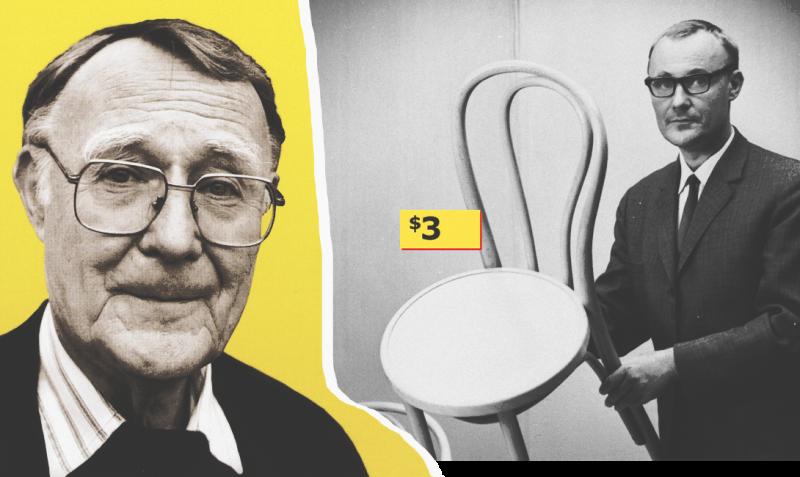 Cách mà vị founder thanh đạm của IKEA mang tính bền vững đến cho thị trường
