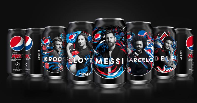 """Chiến dịch toàn cầu sôi động """"Love it. Live it"""" của Pepsi"""