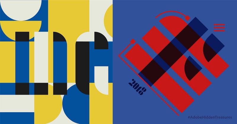 Adobe mở cuộc thi kêu gọi tái thiết kế theo phong cách Bauhaus