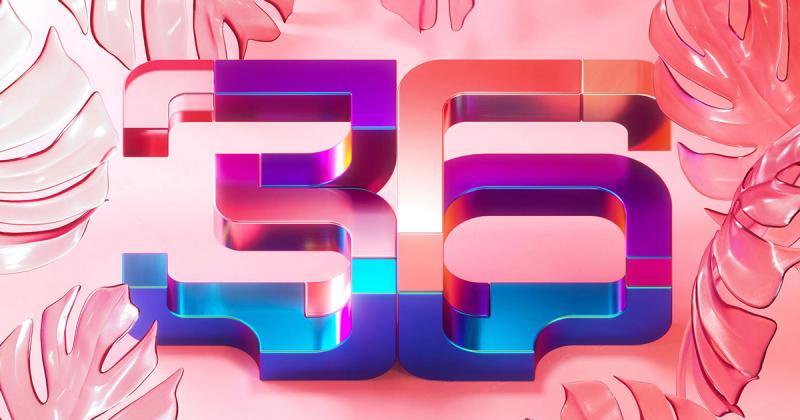 Cùng chiêm ngưỡng những tác phẩm tuyệt đẹp từ 36 Days of Type