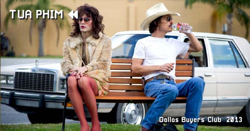 """Giải mã biểu tượng ẩn dụ về cuộc sống trong """"Dallas Buyers Club"""""""